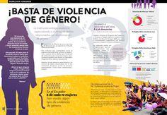 Derechos humanos: !Basta de violencia de Género¡