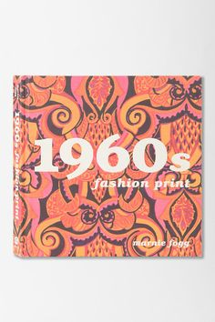 1960's Fashion Prints By Marnie Fogg