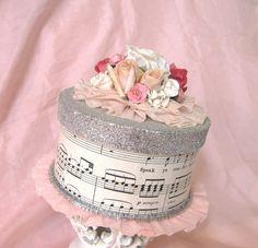 Paper cake - isn't cute?