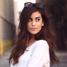 Sazan Barzani @sazanbarzani Messy waves.❤️ #hairInstagram photo | Websta (Webstagram)