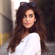 Sazan Barzani @sazanbarzani Messy waves.❤️ #hairInstagram photo   Websta (Webstagram)