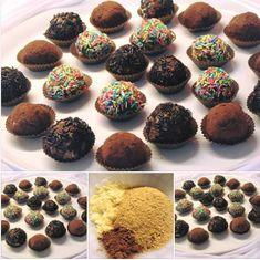 Πεντανοστιμα τρουφάκια μπανάνας ελαφρια και πολυ οικονομικα μόνο με λίγα υλικά!!! - Daddy-Cool.gr Muffin, Breakfast, Food, Morning Coffee, Essen, Muffins, Meals, Cupcakes, Yemek