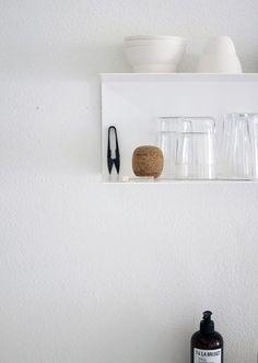 kitchen shelf: