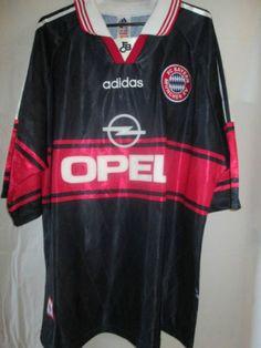 Bayern-Munich-1997-1999-Away-Football-Shirt-Size-Extra-Large-16079