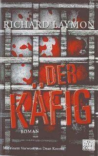 Medienhaus: Richard Laymon - Der Käfig (Horrorroman, 2011)