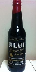 Bourbon Barrel Aged Shipwreck Porter