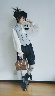#ouji #boystyle #pirate #jfashion #prince
