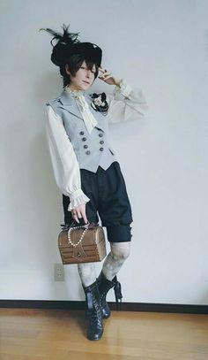 #ouji #boystyle #pirate #jfashion #prince