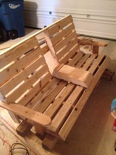 Cedar Covered Garden Swing Bench Seat Wood Outdoor Glider Roof Patio Furniture Gardens