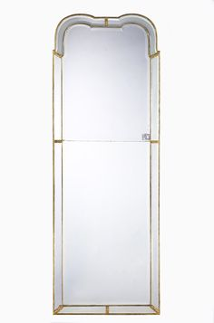 Fine Large Scale George I Pier Mirror | Rose Uniacke Mirror Plates, Mirrors, Mirror Above Fireplace, Rose Uniacke, Massage Room, 18th Century, Oversized Mirror, Wall Lights, Vanity