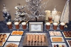 winter wedding hot chocolate station - Wedding-Day-Bliss. For more great ideas and information about our venues visit our website www.tidewaterwedding.com or give us a call 443 786 7220