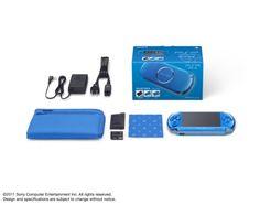 SONY PSP Playstation Portable Console JAPAN MODEL PSP-3000 Vibrant Blue Value Pack   PSPJ-30024 (Japan Import)  http://www.cheapgamesshop.com/sony-psp-playstation-portable-console-japan-model-psp-3000-vibrant-blue-value-pack-pspj-30024-japan-import/