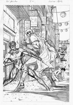 Gleidson Araujo: Nightwing ( Asa Noturna )