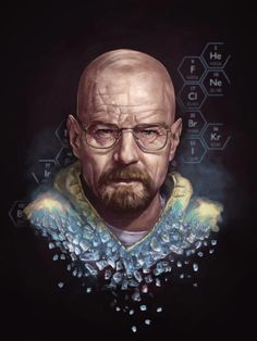 Breaking Bad Fan Art: 12 Fantastic and Funny Examples - My Modern Metropolis