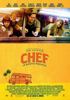Il film Chef  La ricetta perfetta chiude domani a Cesena la rassegna Cinema sotto le stelle