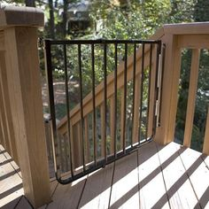 Looking for Stairway Special Outdoor Safety Gate Cardinal Gates ? Check out our picks for the Stairway Special Outdoor Safety Gate Cardinal Gates from the popular stores - all in one. Porch Gate, Deck Gate, Stair Gate, Deck Railings, Railing Ideas, Outdoor Railings, Fence Ideas, Patio Gate Ideas, House Porch