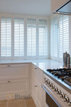 Blend Window Fashion Elegant Curtains, Drapes Curtains, Window Styles, Shutters, Blinds, Kitchen Cabinets, Windows, Home Decor, Fashion