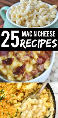 Mac and Cheese Recip