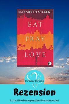 Eat Pray Love von Elizabeth Gilbert erzählt die Geschichte der Autorin, die sich ein Jahr auf Reisen nach Italien, Indien und Bali begibt. Dabei findet sie sich nicht nur selbst, sondern gewinnt auch viele neue Freunde und Erkenntnisse. Mehr über das Buch erfährst du auf meinem Blog! Elizabeth Gilbert, Eat Pray Love, Thriller, Science Fiction, Ade, Humor, Blog, Movies, Movie Posters