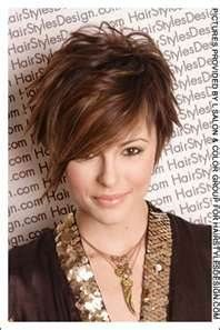 pixie cut for long faces - Bing Images