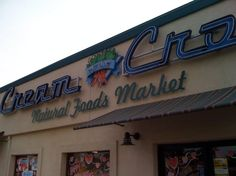 Cream of the Crop Natural in Oceanside, CA.  Natural, Organic Food, Produce, Vitamins, Deli and Juice Bar! #naturalfoods #natural #organic #organicfood #organicfoods #produce #dontmissit