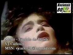 Metrô - Sândalo de Dândi (Áudio HQ)