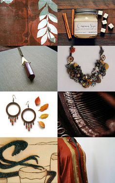 Spiced List by 3buu on Etsy--Pinned with TreasuryPin.com