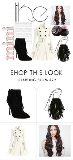 """""""#minime"""" by edin-levic ❤ liked on Polyvore featuring Yves Saint Laurent and Minime"""