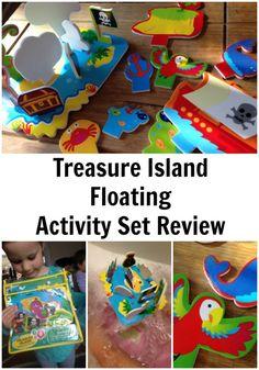 Treasure Island Floating Activity Set Review