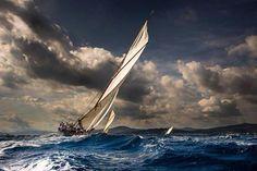 oceanflower2015:  Sailing…………by S de Ligari
