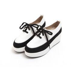 mannish stitch shoes  $33.55