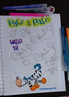 Bullet Journal Font, Journal Fonts, Doodle 2, Cute Notebooks, Disney Pixar, Banner, Clip Art, Scrapbook, Lettering