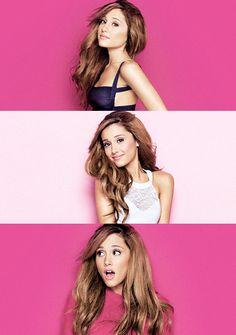 Ariana Grande photoshoot 2014