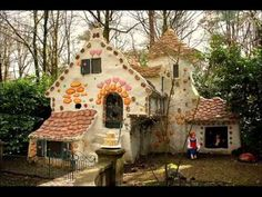 Efteling, The Fairytale Kingdom, Holland