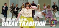 Add a little excitement this year with Hairspray! Perfect for a family movie night during the holiday break! Click on the above image to get Hairspray on DVD/Blu-ray!