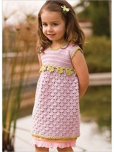 Seashell And Posies Dress | InterweaveStore.com