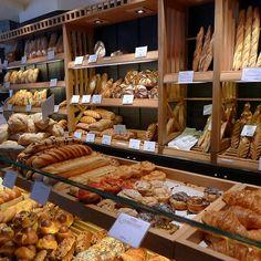 Paris boulangerie: