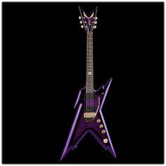 DEAN GUITARS Dcr Rzr Bt Guitare Electrique Custom Run N5 Razorback