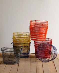 potato basket - now in colors!