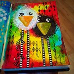 47/365 daily art journal by Tr4cy1973