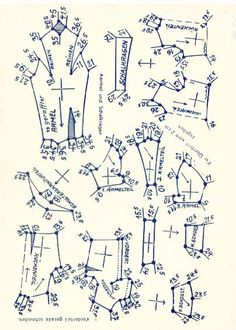 Lutterloh 1938 Book Of Cards -  Models Diagram Card 21