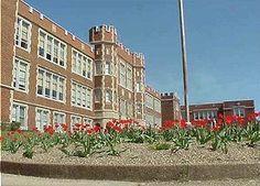 Parkersburg High School, Parkersburg, WV