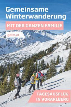 In den Winterferien verbringen wir viel Zeit mit gutem Essen und oftmals auch mit wenig Bewegung. Ein Ausflug in die Schneelandschaft in Vorarlberg in Österreich kommt da wie gerufen - es fördert nicht nur die Gesundheit, sondern ihr stärkt auch eure familiäre Bindung. Jetzt buchen! Familienausflug am Golm im Montafon | Voralberg | Urlaub zu Hause in Österreich | Aktivitäten Coronazeit | Coronazeit Weihnachten | Familienzeit | Beschäftigung mit Kindern Mount Everest, Mountains, Nature, Travel, Ski, Family Vacations, Road Trip Destinations, Explore, Naturaleza