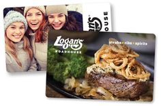Logan's Roadhouse...across the street, for a steak dinner.