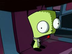 <b>TV has taught us oh so many things.</b> To learn the most important we look to <i>Invader Zim</i>.