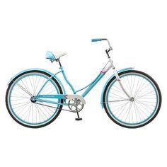 "Schwinn Womens Legacy 26"" Cruiser Bike- Blue/White : Target"