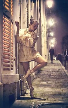 Midnight in Paris by Darya