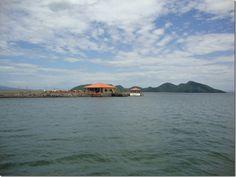 La isla de Amapala
