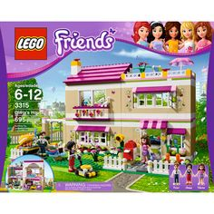 Lego Friends Olivia s House 3315 (age  5 years and up) 8693f60cc7