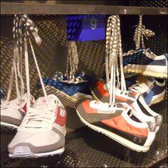 Shoefetti For Visual Impact